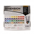 蒙瑪特高塑型塑膠彩36色套裝37mlMont Marte DIMENSION Acrylic Colour 36 colours set - 37ml